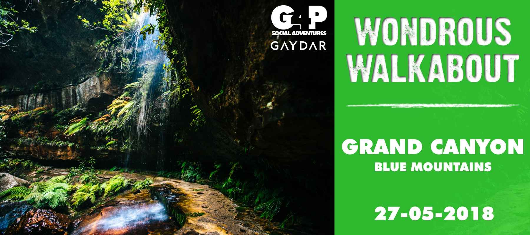 Wondrous Walkabout – Grand Canyon, Cliff Top and Braeside Walk