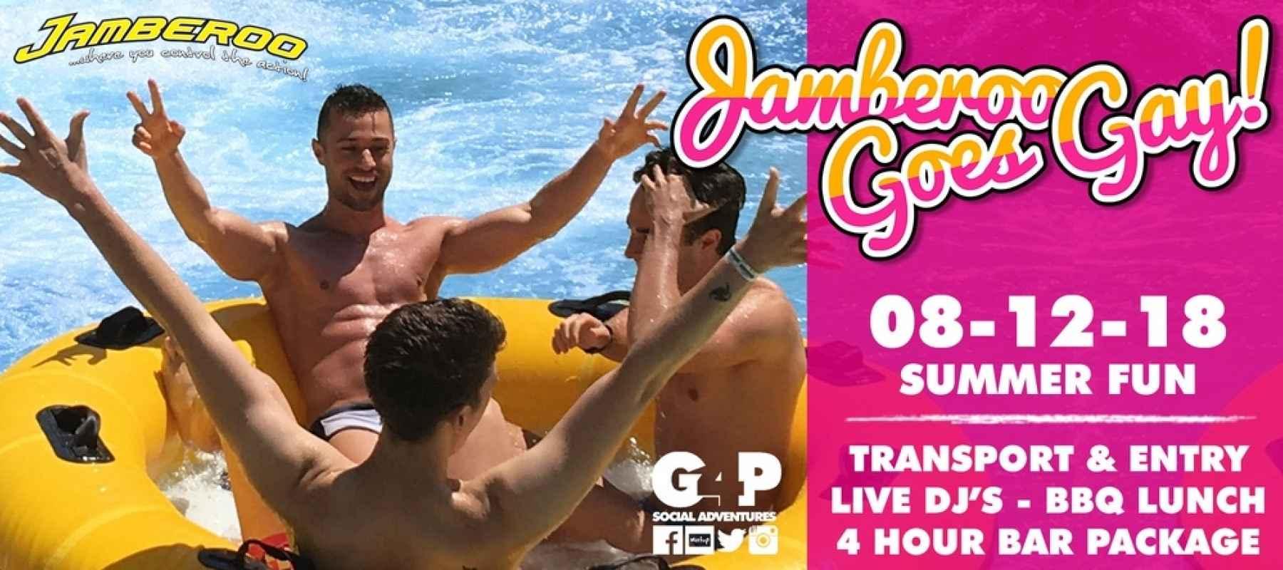 Jamberoo Goes Gay 2018